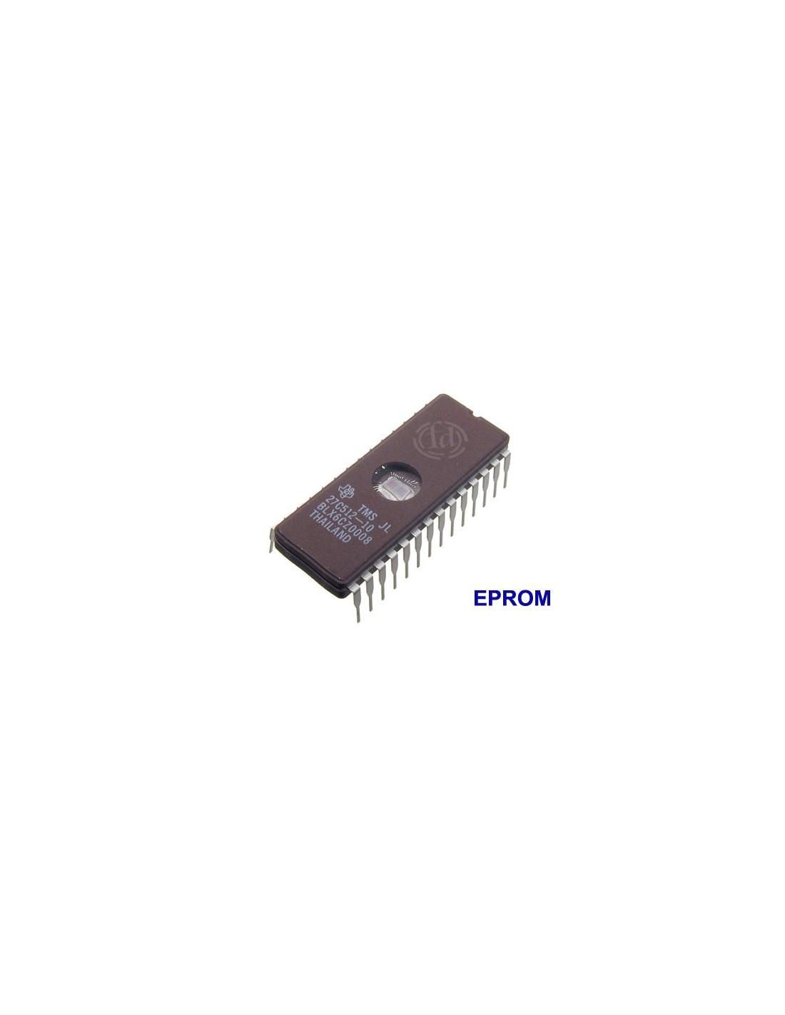 New programmed M27C256B EPROM