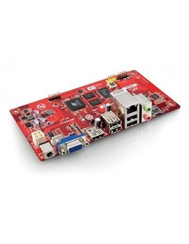 Soldered BIOS: (mini) PC Mainboard