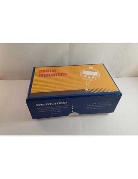 Digital dial micrometer