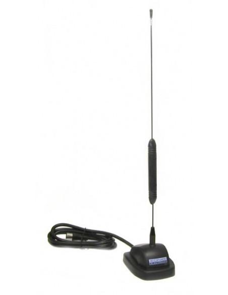 DVB-T/T2 - DAB+ Binnen Antenne 18 dB VHF / UHF