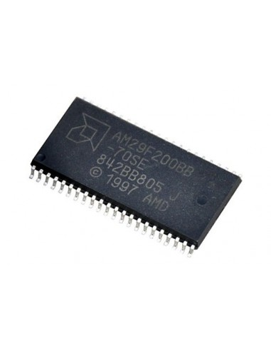 New programmed AM29F200AB ROM
