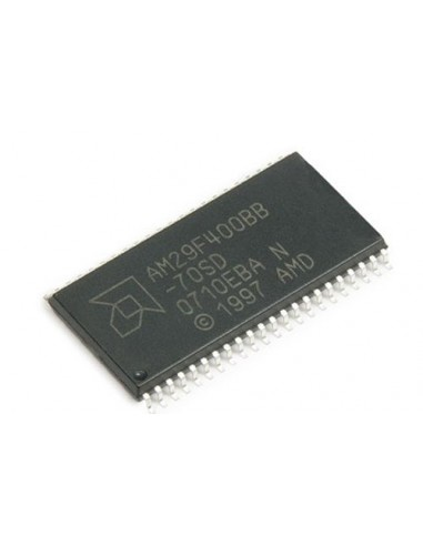 New programmed AM29F400BB ROM